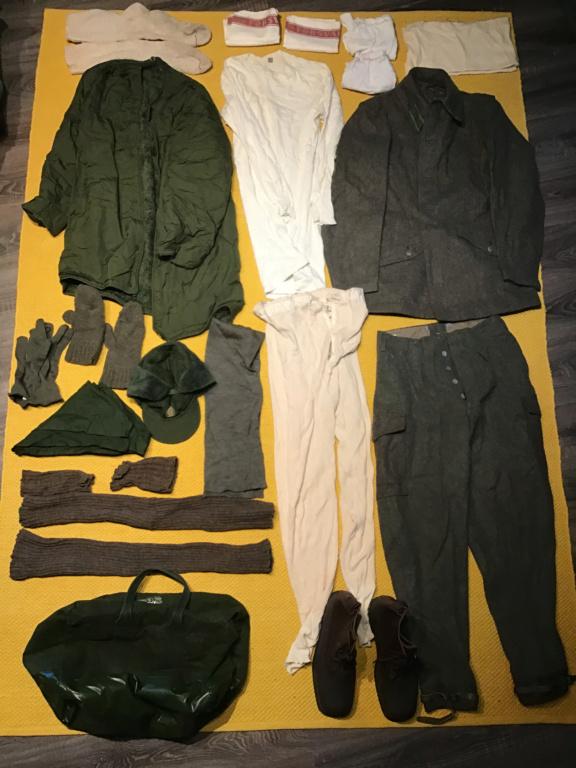 Swedish infantry soldier mid 1980s 48294b10