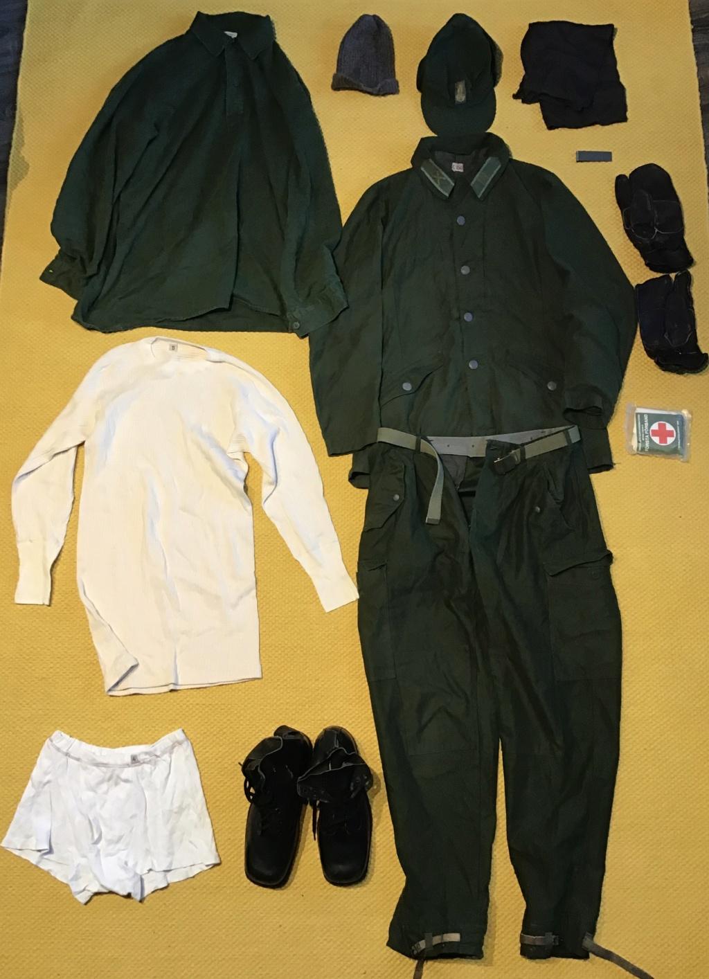 Swedish infantry soldier mid 1980s 9fa3db10