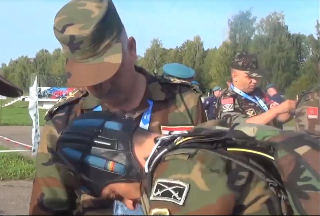 """Participation des FAR aux """"International Army Games 2019""""   510"""