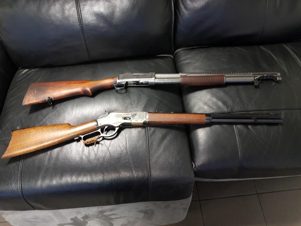ventes armes et accessoires cowboys 20201011