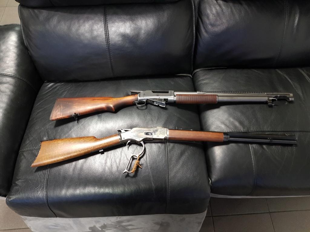 ventes armes et accessoires cowboys 20201012