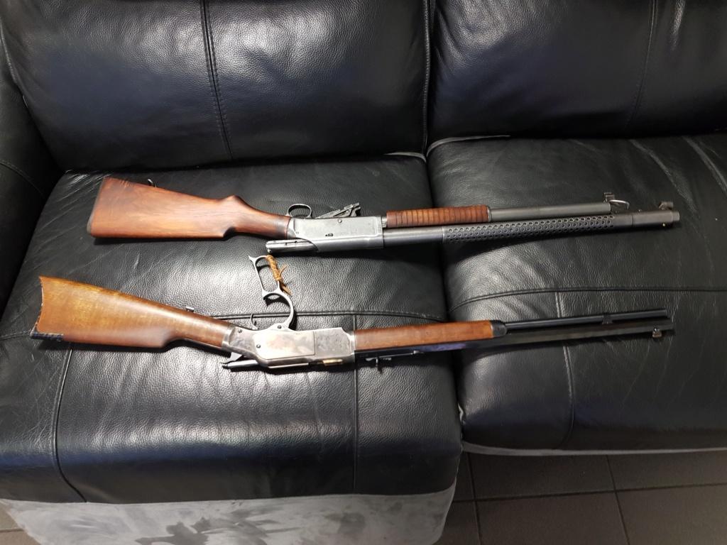 ventes armes et accessoires cowboys 20201013