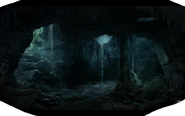 La Caverne du Monstre