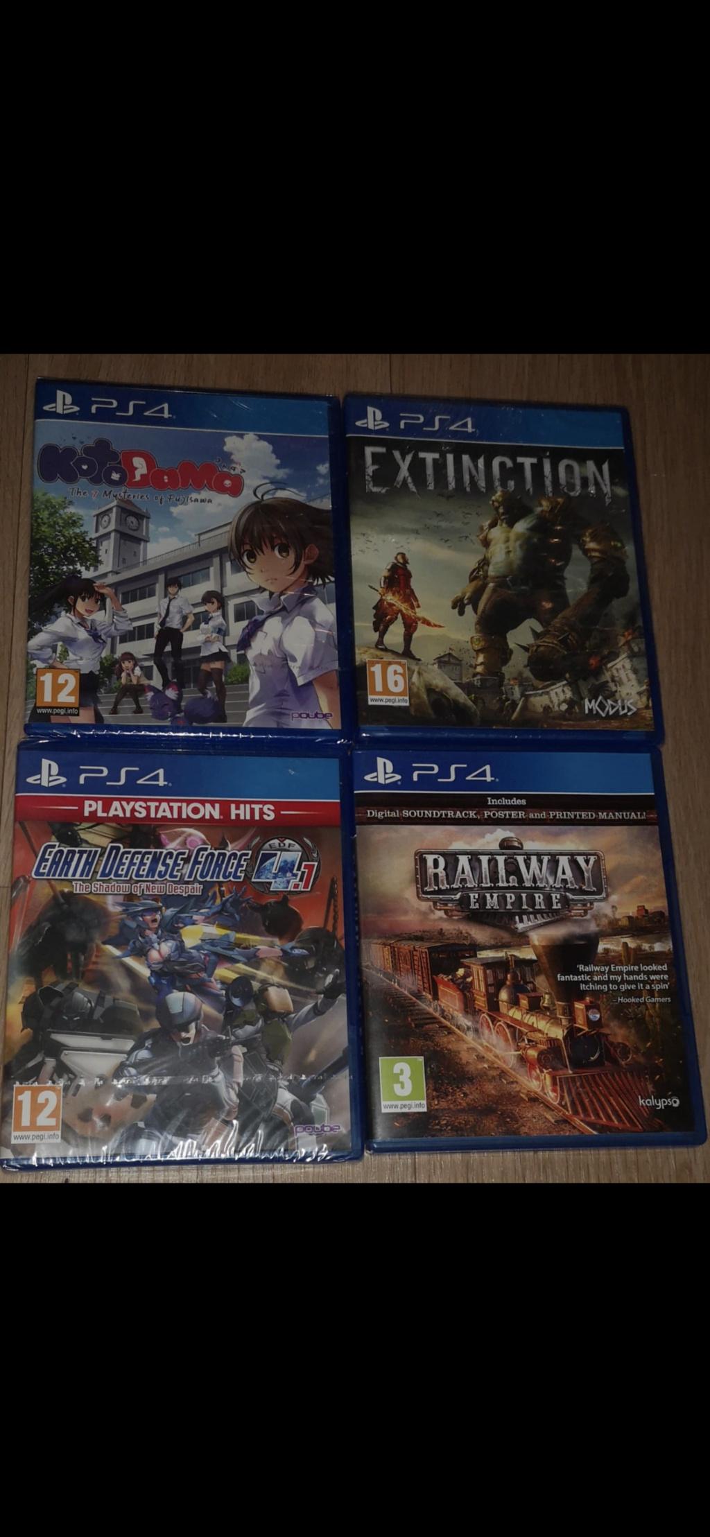 JE REÇOIS, JE DONNE: okami,samourai shodown switch/wonderboy PS4/tatsunoko wii/shovel knight 3DS - Page 20 42a9b810