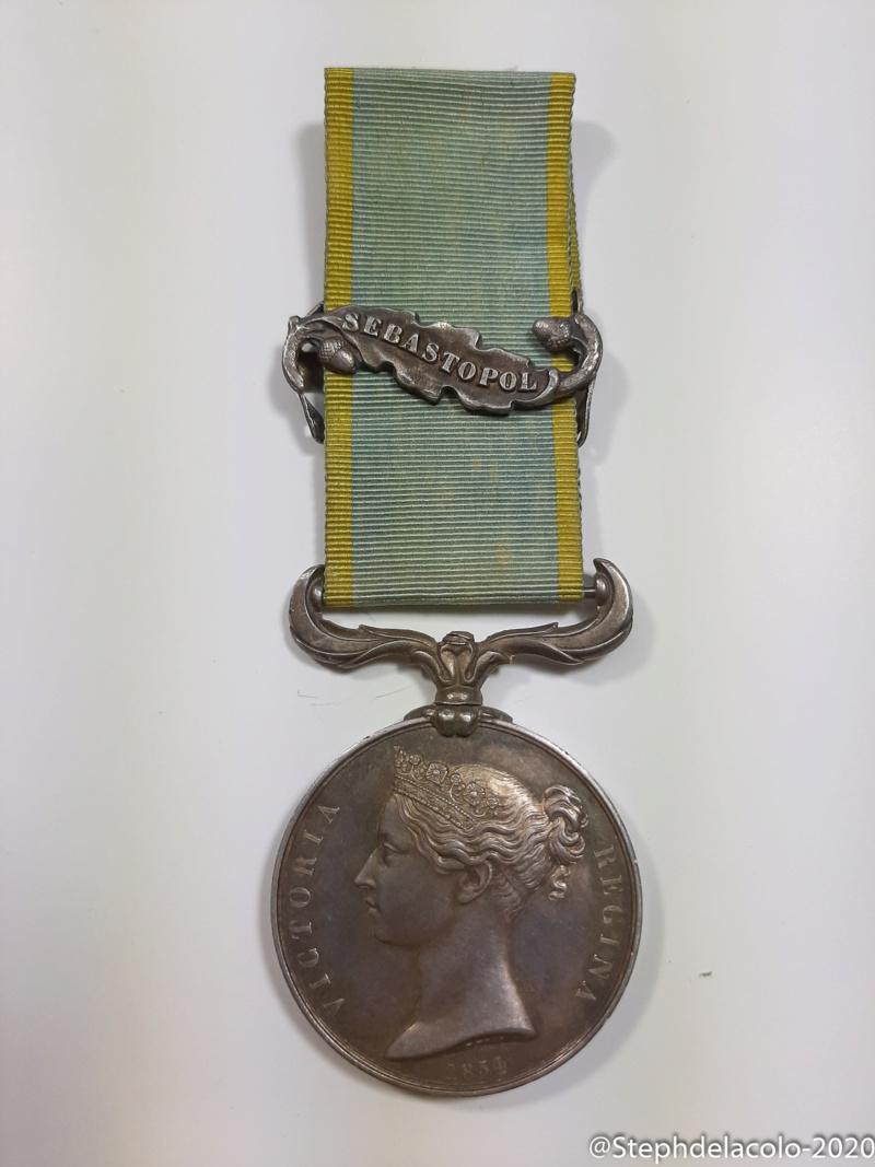 Mes médailles du Second Empire à la 3ème République. 20201029