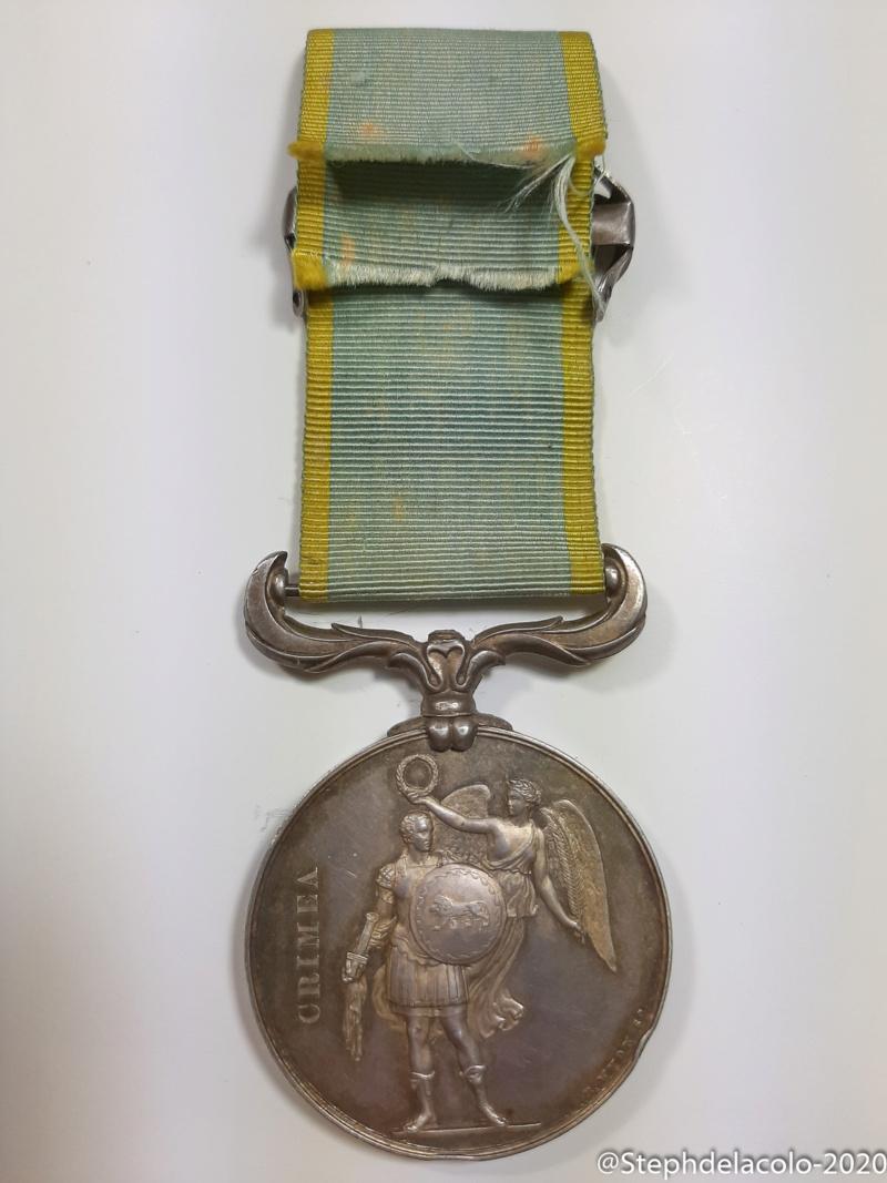 Mes médailles du Second Empire à la 3ème République. 20201030
