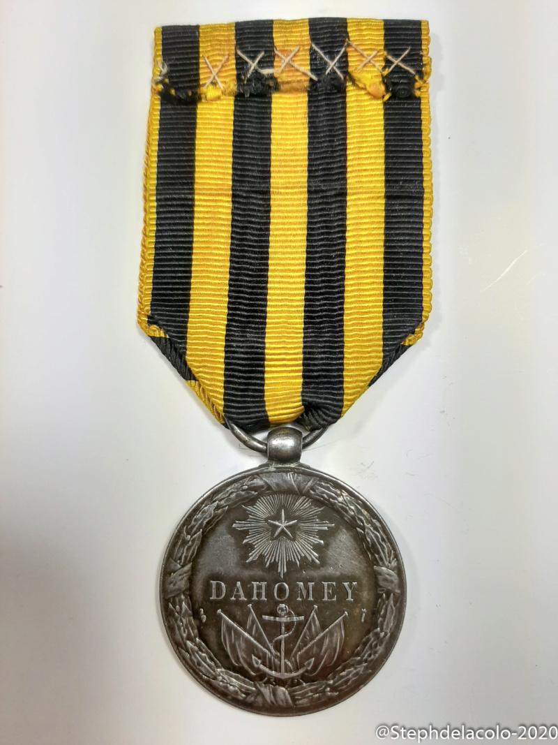 Mes médailles du Second Empire à la 3ème République. 20201032