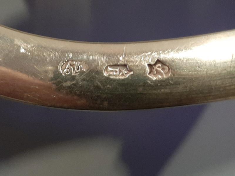 Sabre de canonnier monté modèle 1829 20201112