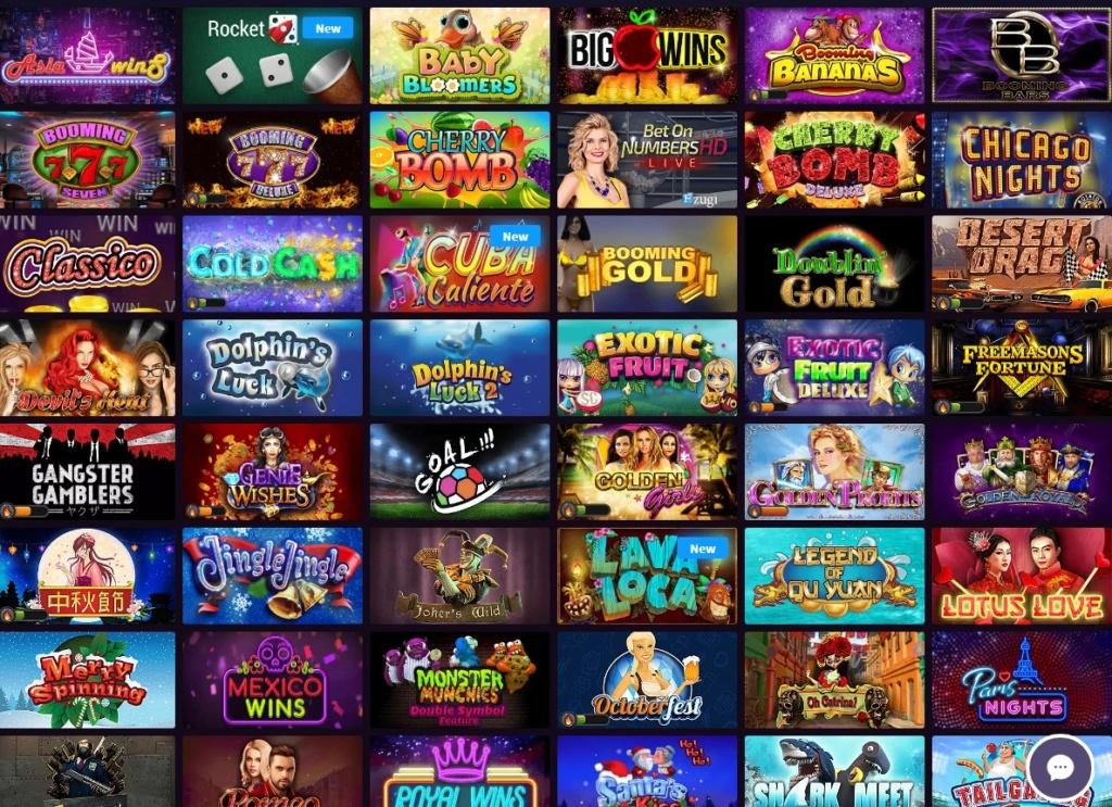 Bitcoin Casino - Wildblaster Btc_ga10