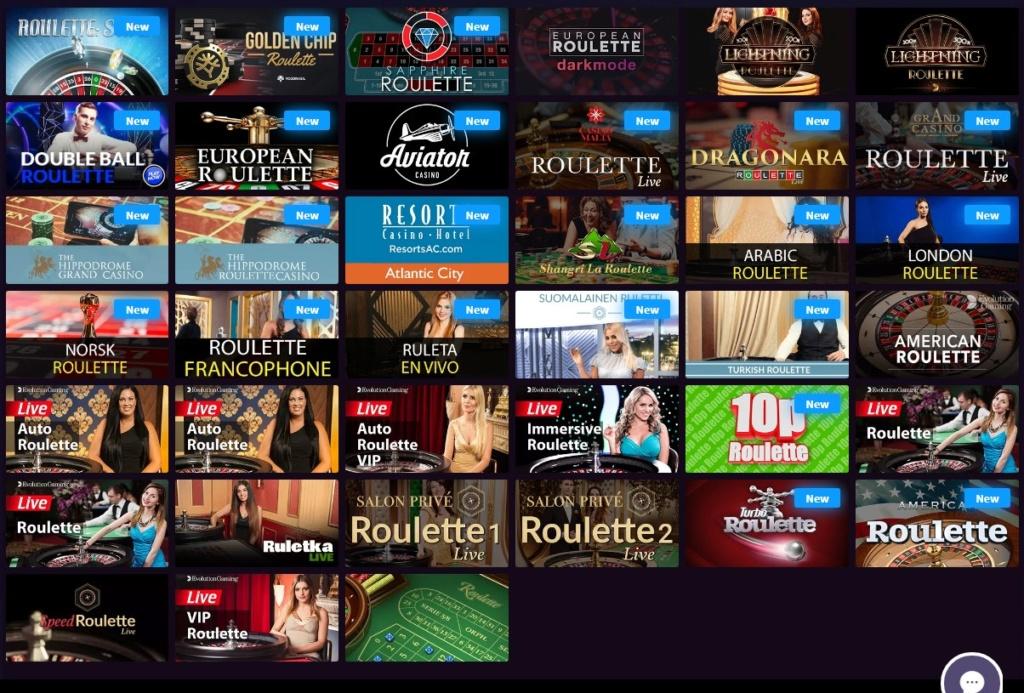 Bitcoin Casino - Wildblaster Roulet15