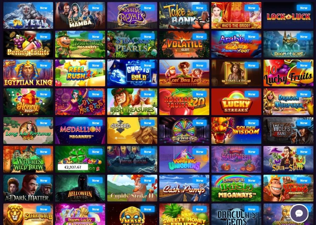 Bitcoin Casino - Wildblaster Slots10