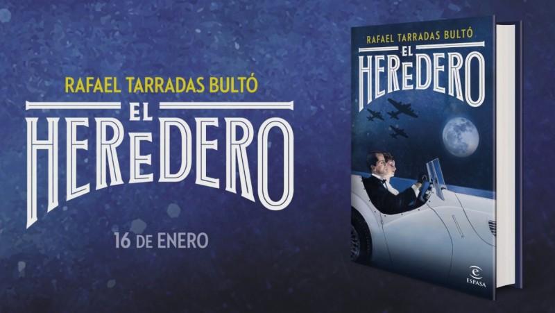 El Heredero, libro sobre la familia Bulto Dsc02810