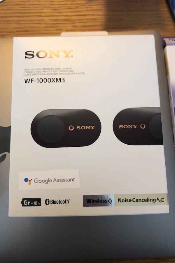 Sony WF-1000XM3  Img_2011