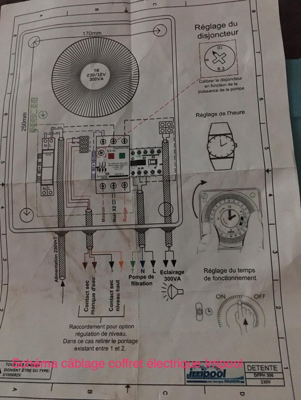 Branchement Filtration PAC et AQUARITE PRO Img_2815