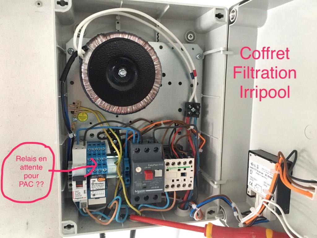 Branchement Filtration PAC et AQUARITE PRO Img_2820