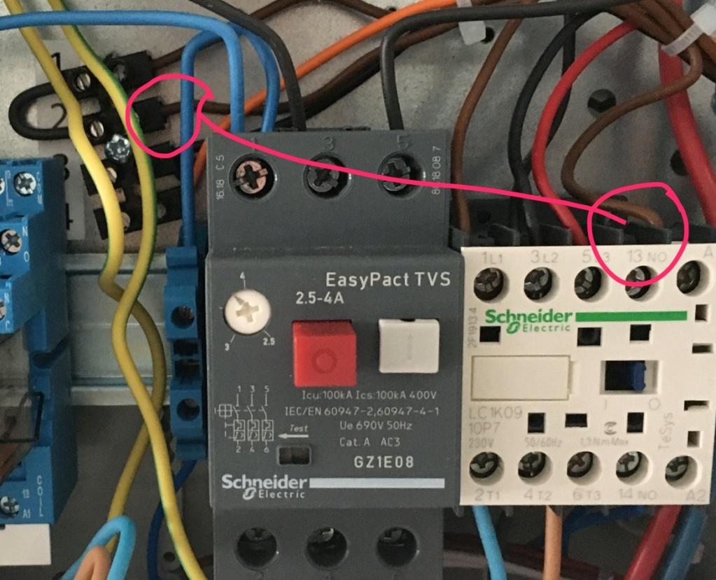 Branchement Filtration PAC et AQUARITE PRO Img_7011