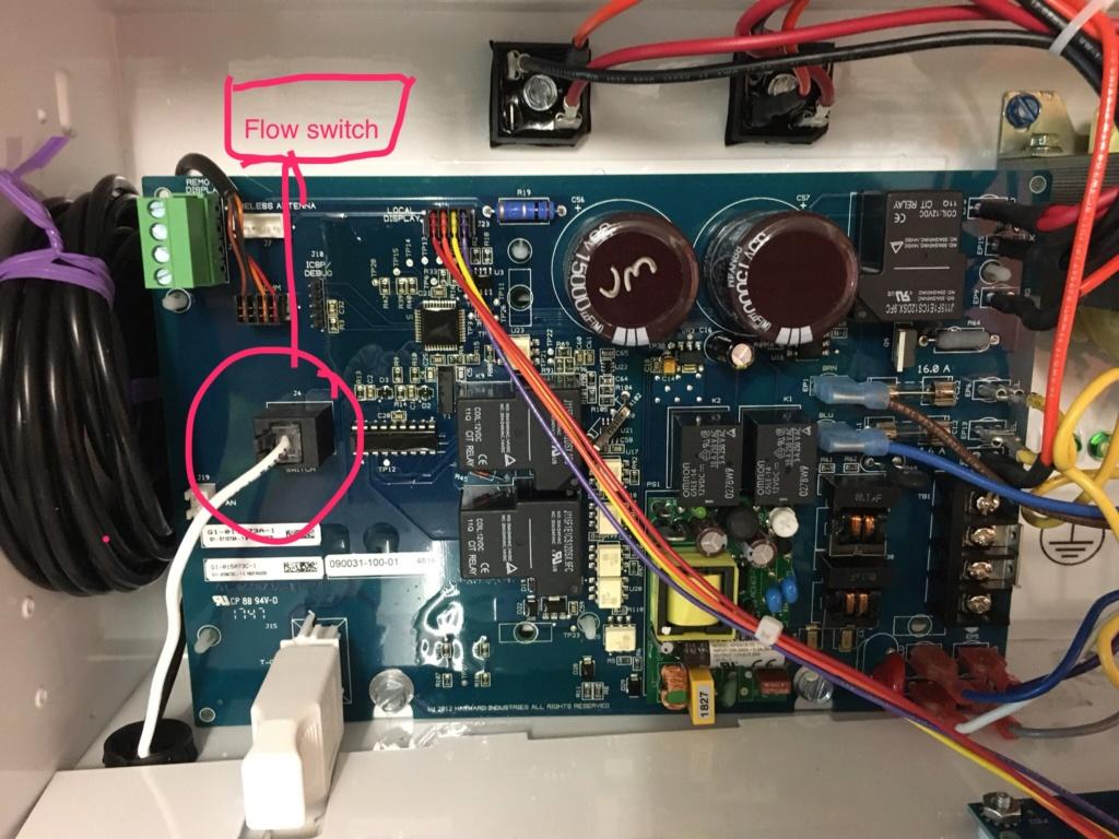 Branchement Filtration PAC et AQUARITE PRO Img_7012