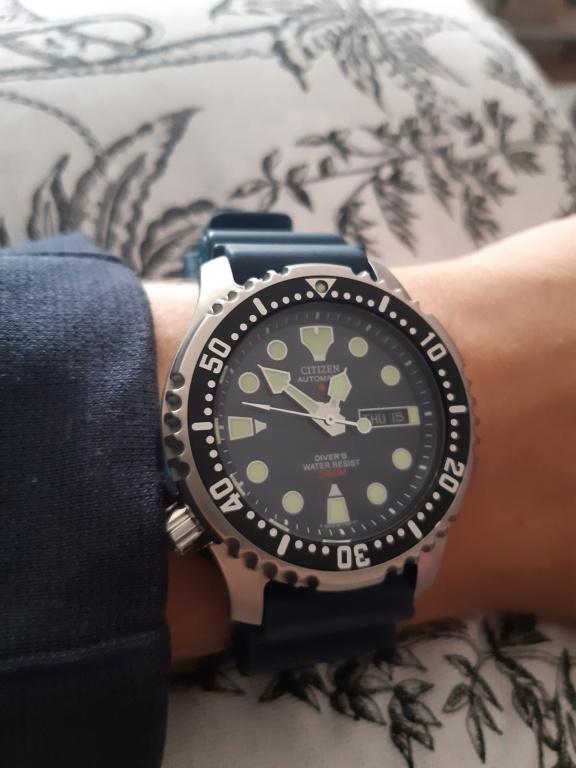 ¿Que reloj llevamos hoy? - Página 28 20201010