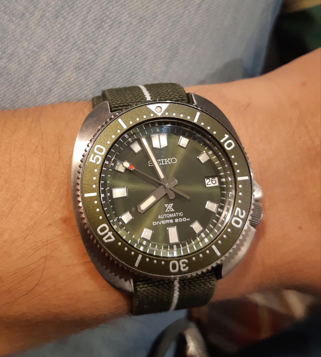 ¿Que reloj llevamos hoy? - Página 29 20201112