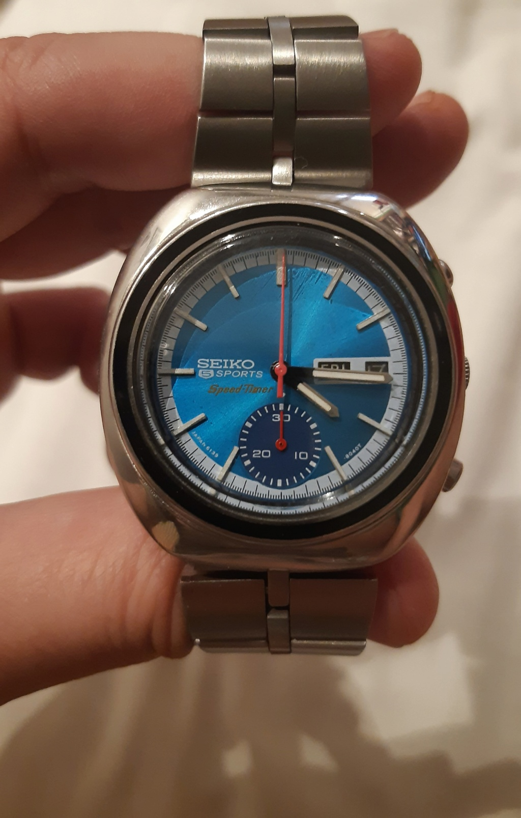 ¿Que reloj llevamos hoy? - Página 30 20210110