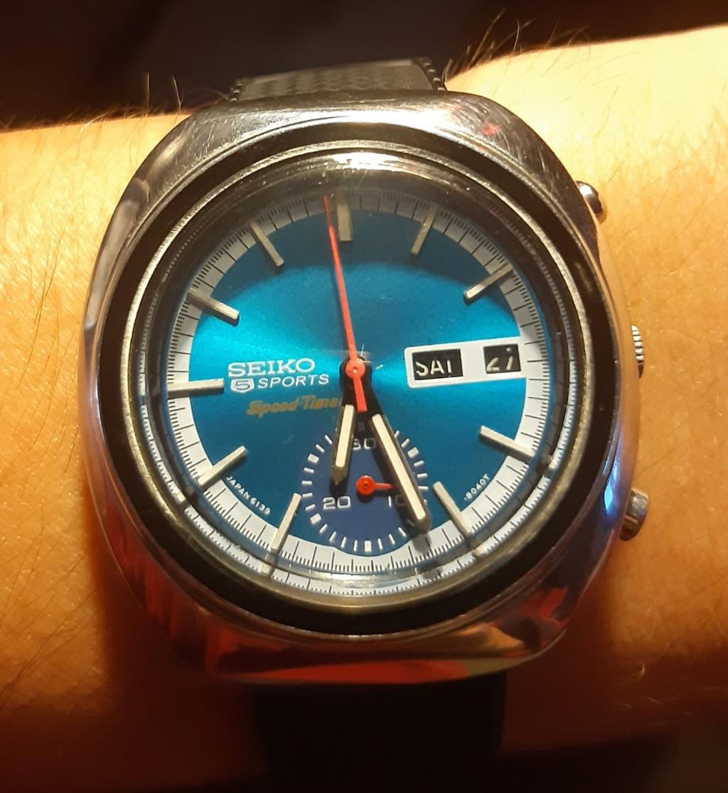 ¿Que reloj llevamos hoy? - Página 30 20210213