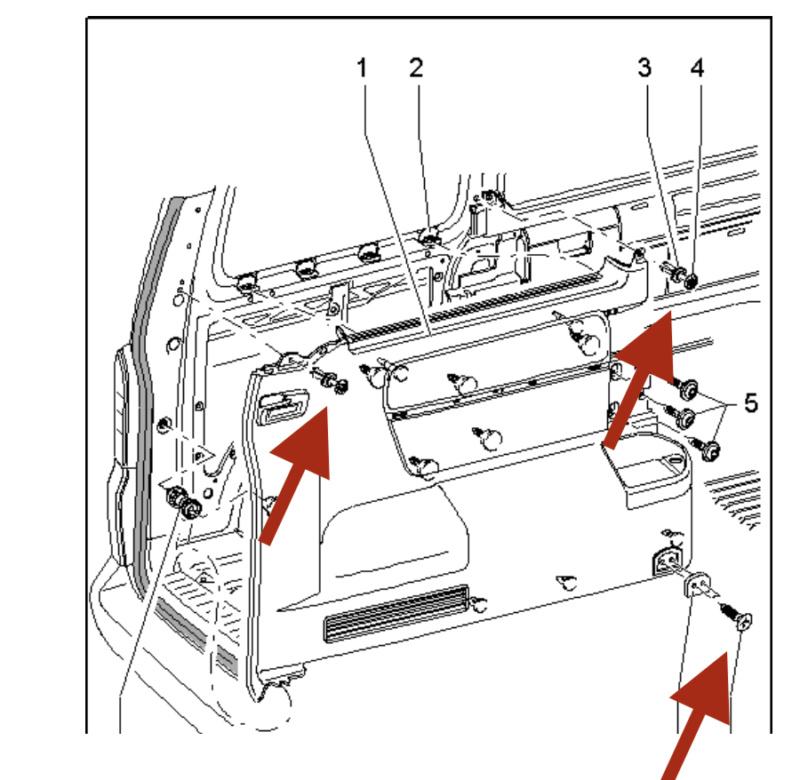 Démontage complet espace AR d'un Multivan Confortline 2006 - Page 10 Captur25