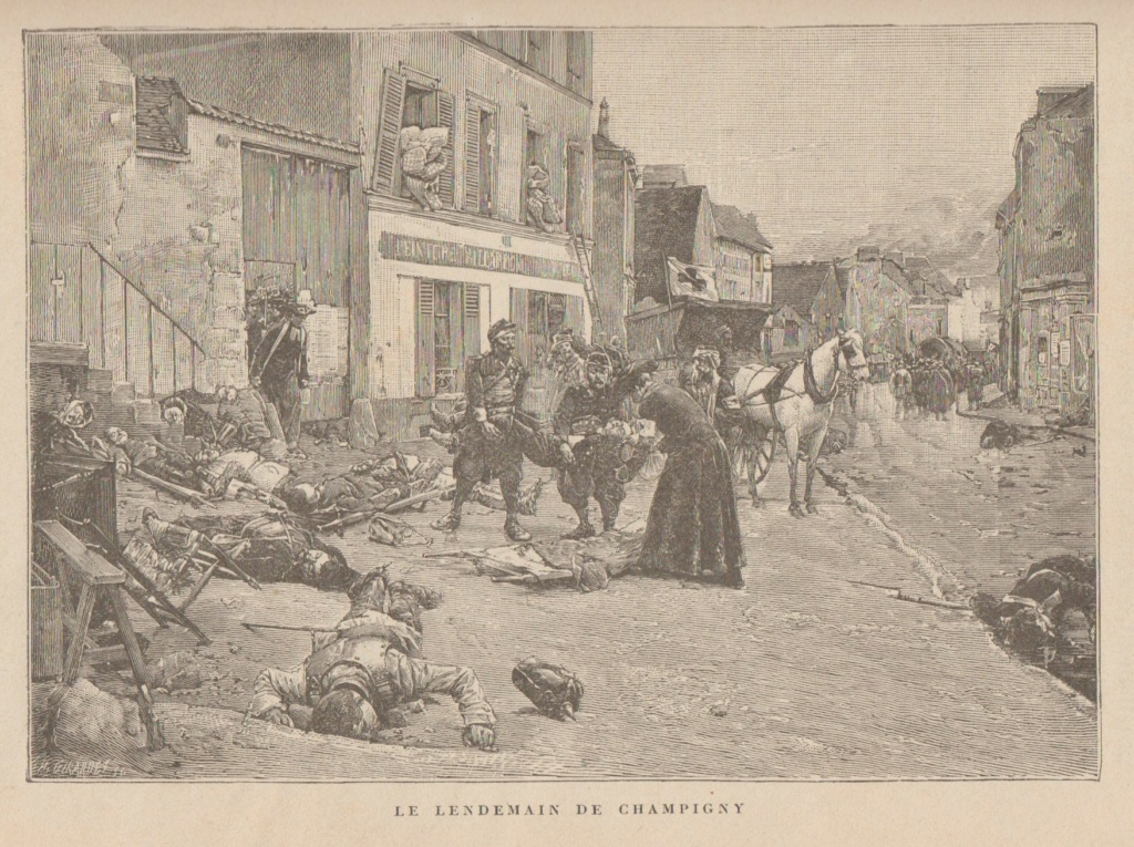 Le siège de Paris 1870/71 Numzor12