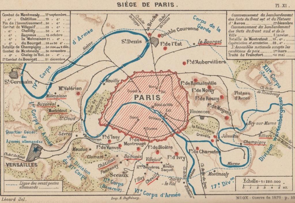 Le siège de Paris 1870/71 Numzor16