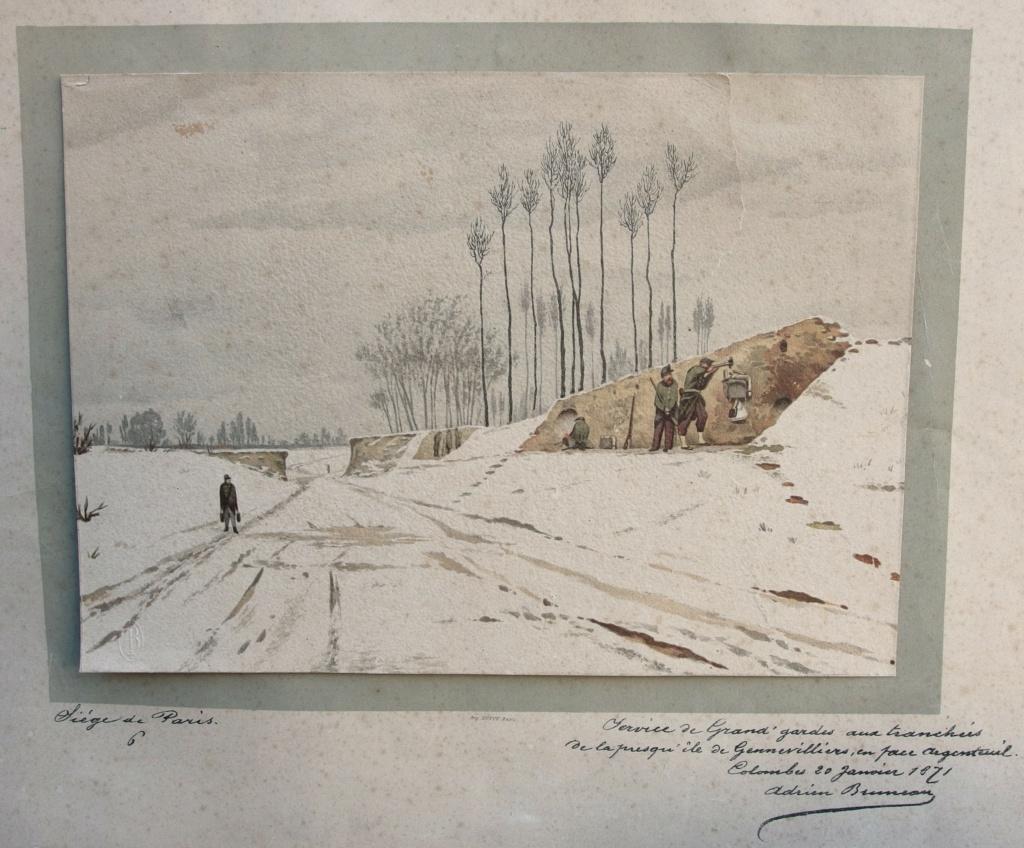 Le siège de Paris 1870/71 P9030010