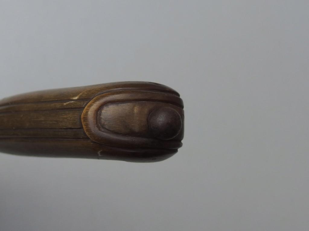 Couteau ancien lame type  oriental ? Pb030014