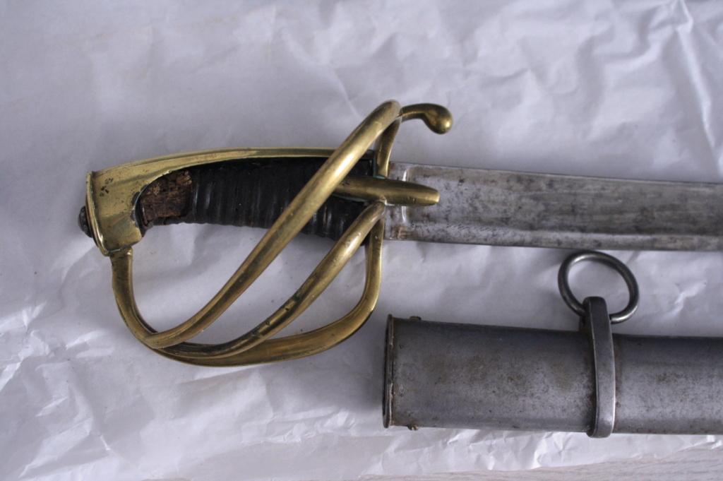 sabre de cavalerie légère dit a la chasseur AN , mais... Img_0121