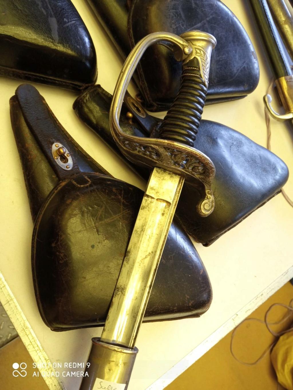 Sabre 1845 ou 1855 monture argentée Thumbn14
