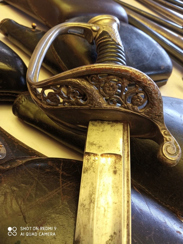 Sabre 1845 ou 1855 monture argentée Thumbn15