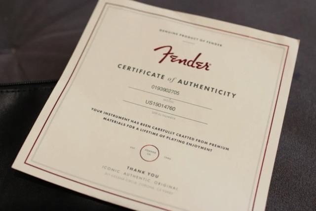 Ajuda Compra Fender Americano no ML - Falsificação e Preço 511