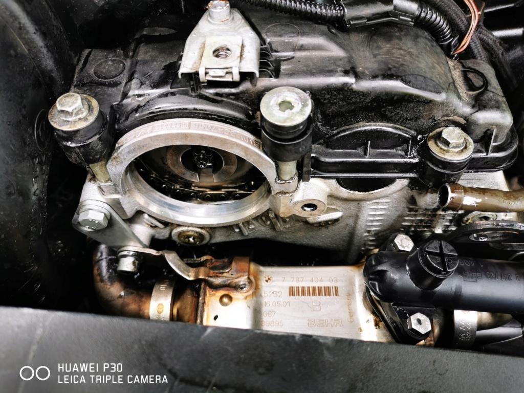 [résolu][ BMW E39 525d M57 an 2002 ] Perte d'huile importante soudainement (Résolu ) Img_2015