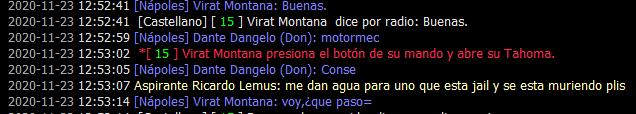 [Reporte] Dante Dangelo - Leonardo Pou - Virat Montana. Screen10