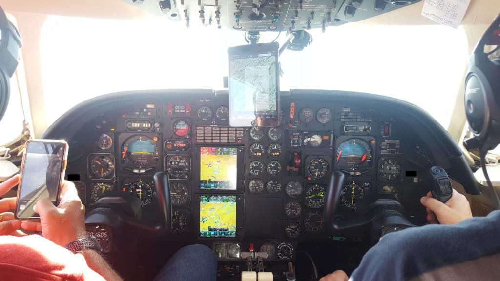 voo no Falcon 10 20200510