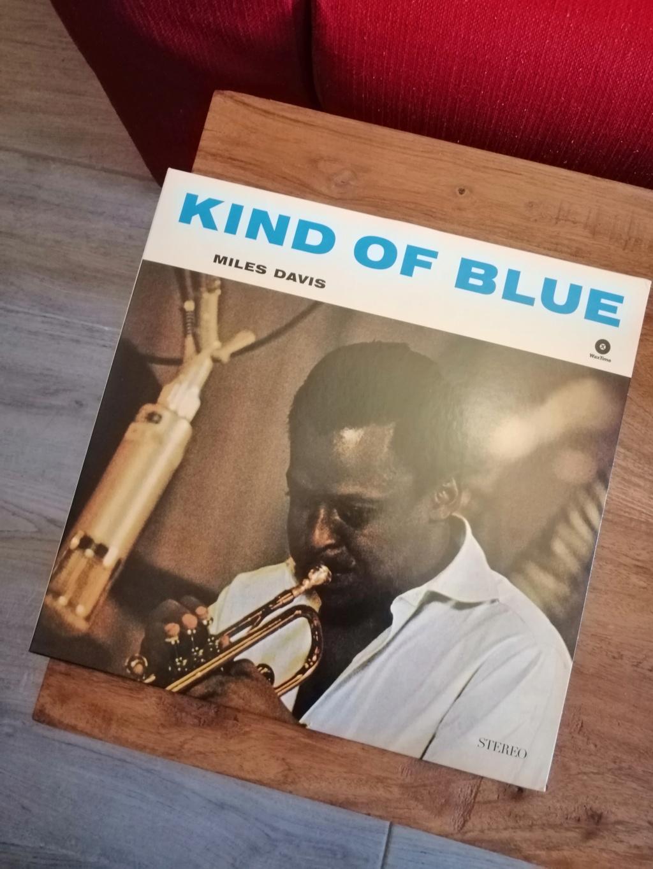 Come suonerà questa copia di KIND OF BLUE???  Img_2010