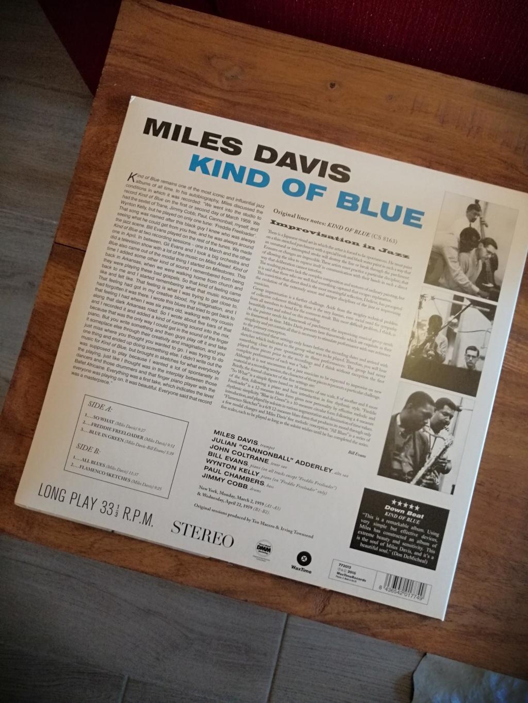Come suonerà questa copia di KIND OF BLUE???  Img_2011
