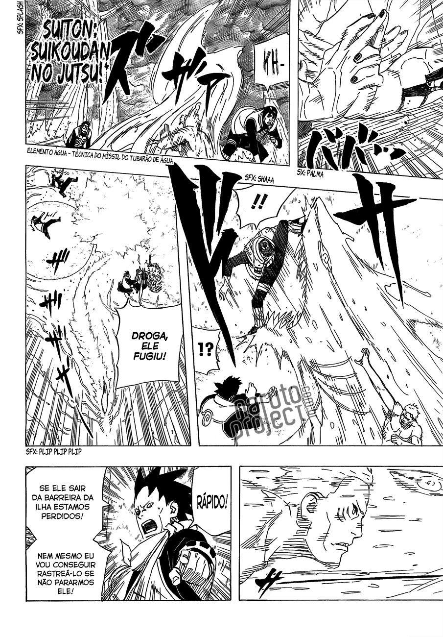 Gai 6 gates vs Itachi (vivo) - Página 2 Kisame10