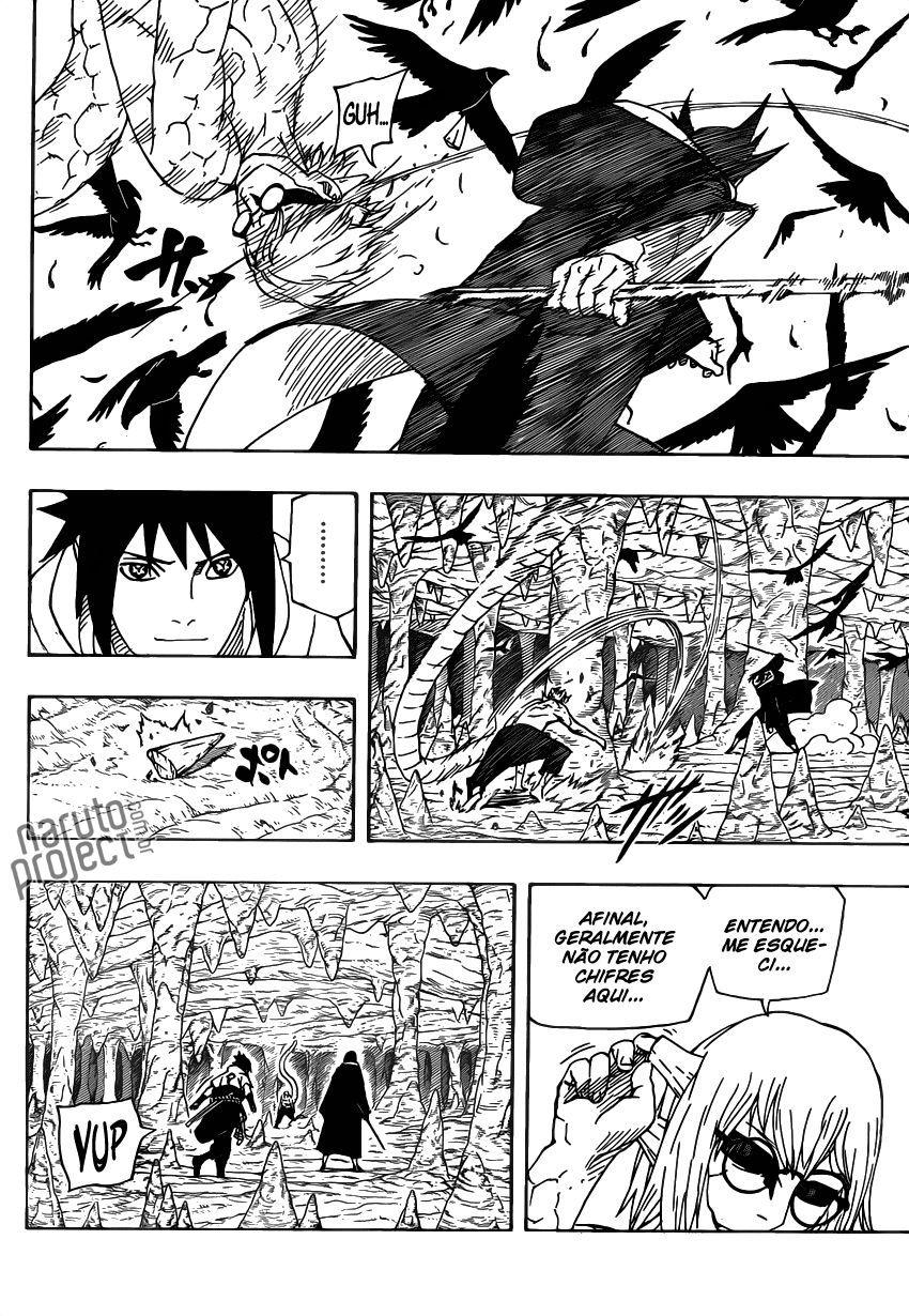 O dia em que Kakashi foi oprimido por um prego! - Página 2 Matrix10
