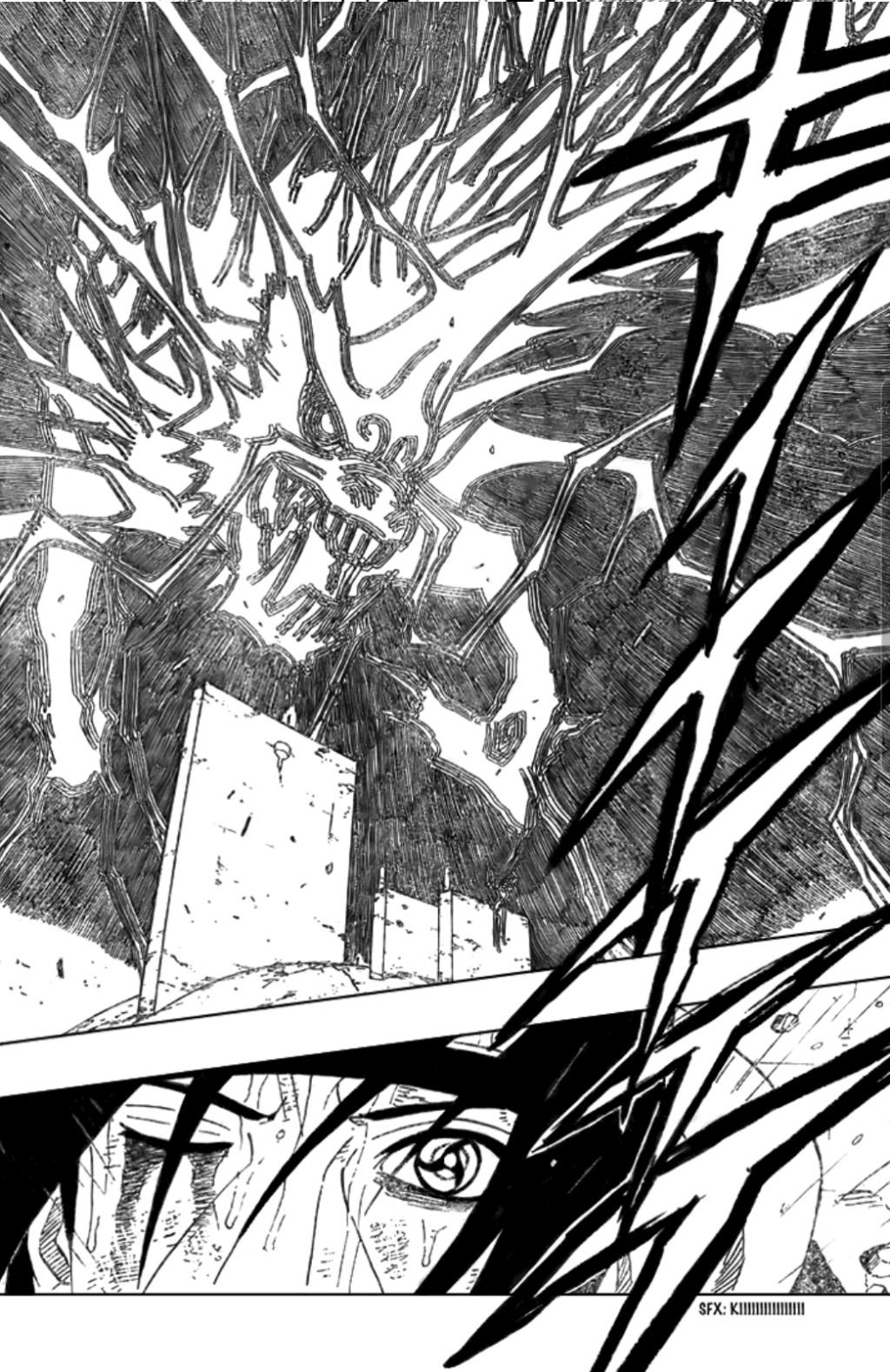 Onoki Vs Sasuke Hebi Screen11