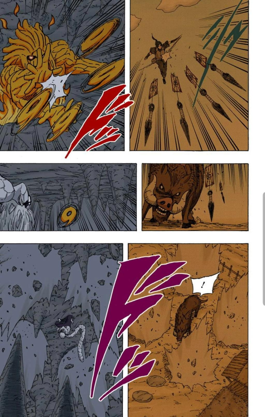 Itachi edo vs Kabuto sennin Smart131
