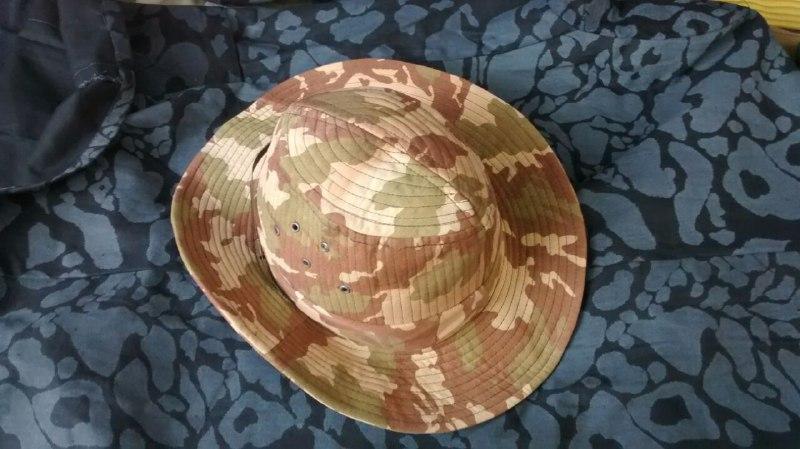 Panama hat. 1990-s. Tajikistan. B049ae10