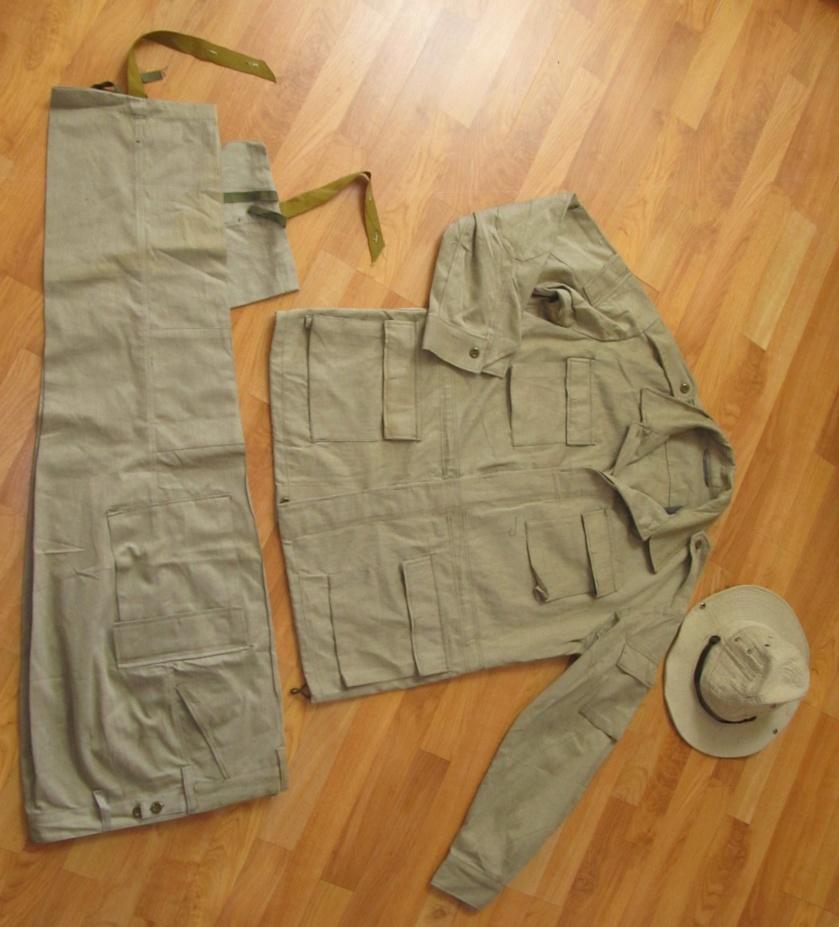 "Suit ""Afghanka"" of unusual  GRAY color. Img_2613"