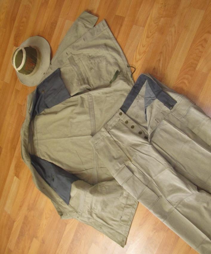 "Suit ""Afghanka"" of unusual  GRAY color. Img_2616"