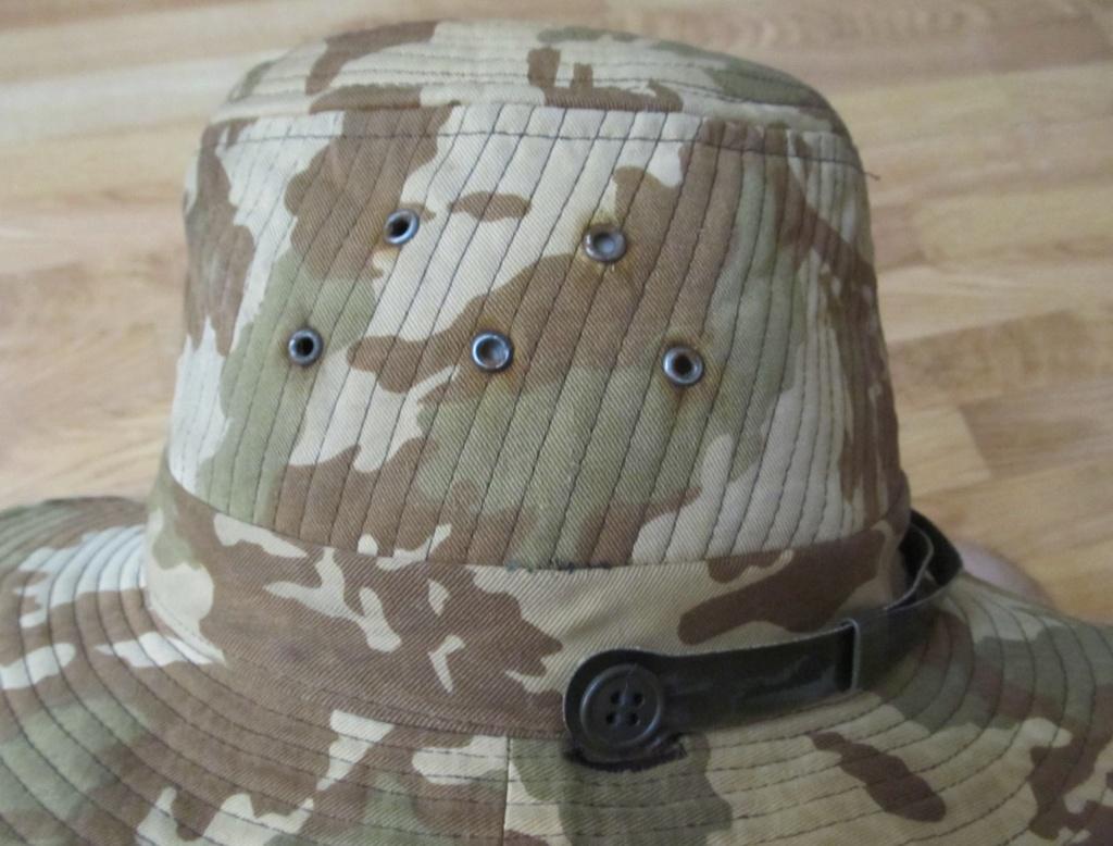 Panama hat. 1990-s. Tajikistan. Img_3615