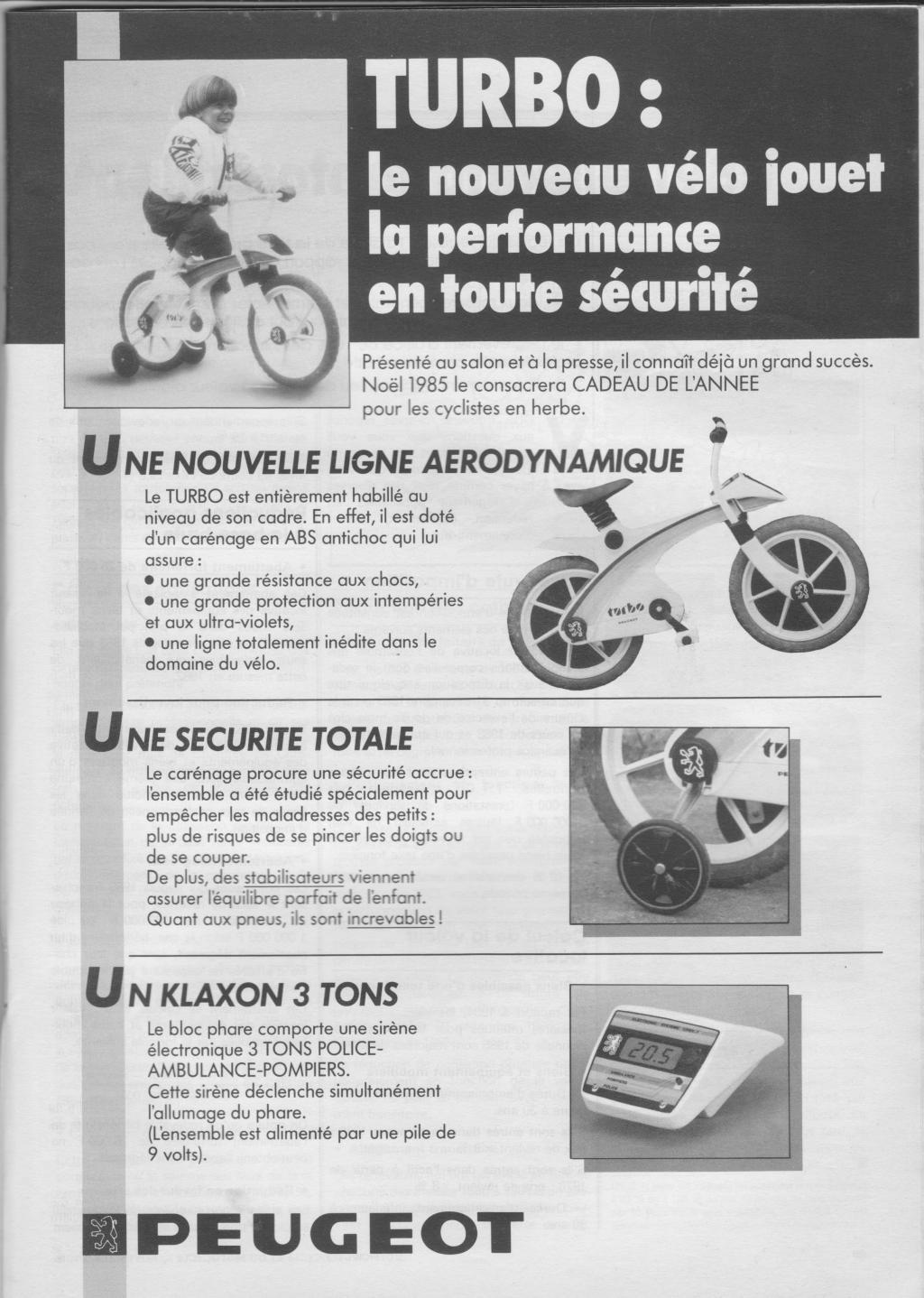 Peugeot Turbo  Velo-110