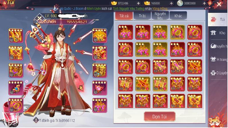Hack Goddess MUA - Nụ Hôn Nữ Thần miễn phí - Page 2 1234510