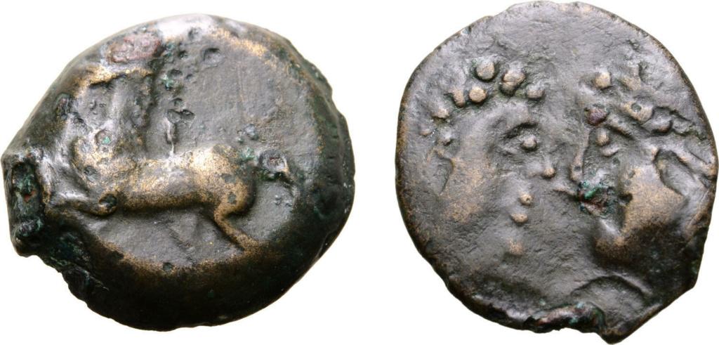 Petit bronze enigmatique... 200-1010